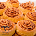 T.P.A. DX CINNAMON DANISH ( ΓΕΥΣΗ )