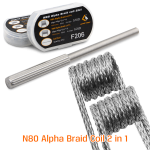 GEEKVAPE N80 ALPHA BRAID COIL 2in1
