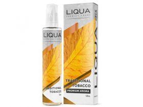 Liqua 12ml Traditional Tobacco Mix & Go