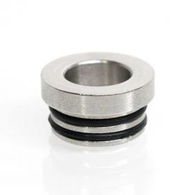Stainless Steel 810 - 510 Drip Tip Adaptor