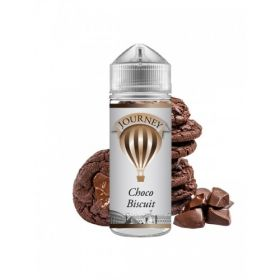 JOURNEY - CHOCO BISCUIT 120ml