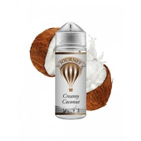 JOURNEY - CREAMY COCONUT 120ml
