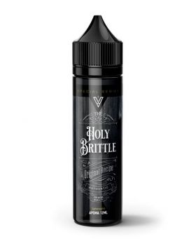 "Holy Brittle 60ml ""Special Edition"" (καπνός,φιστίκι, καραμέλα μελιού) by VnV Liquids"